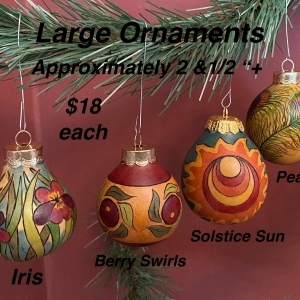 Lg Ornaments