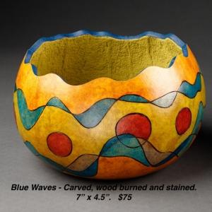 blue waves copy